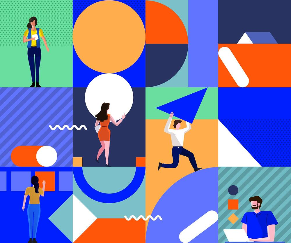 Geometric_People_Teamwork_01_generated