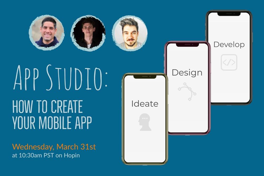 app development and design webinar by SF AppWorks