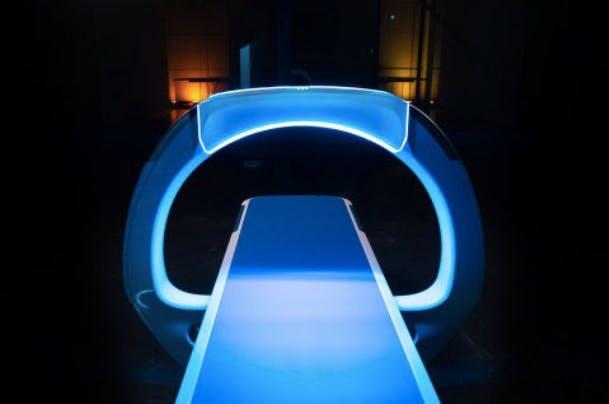 body scanning system
