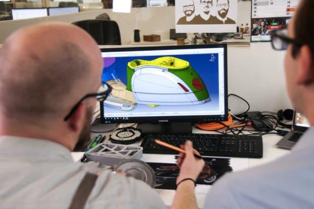 designers prototyping