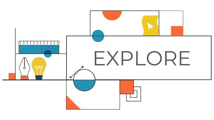 Sketch as a concept of being an explorer before innovating