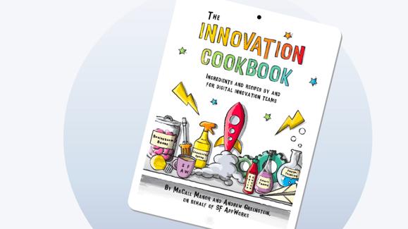 innovation cookbook form image