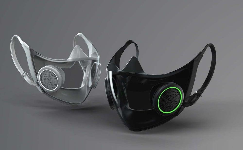 voice-amplifying masks from razer