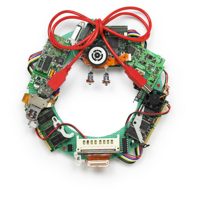 recycled hardware